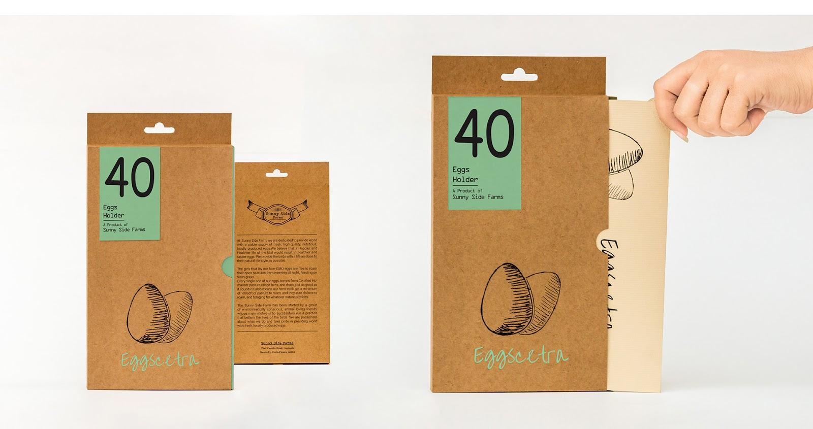 Eggscetra 蛋品创意包装6