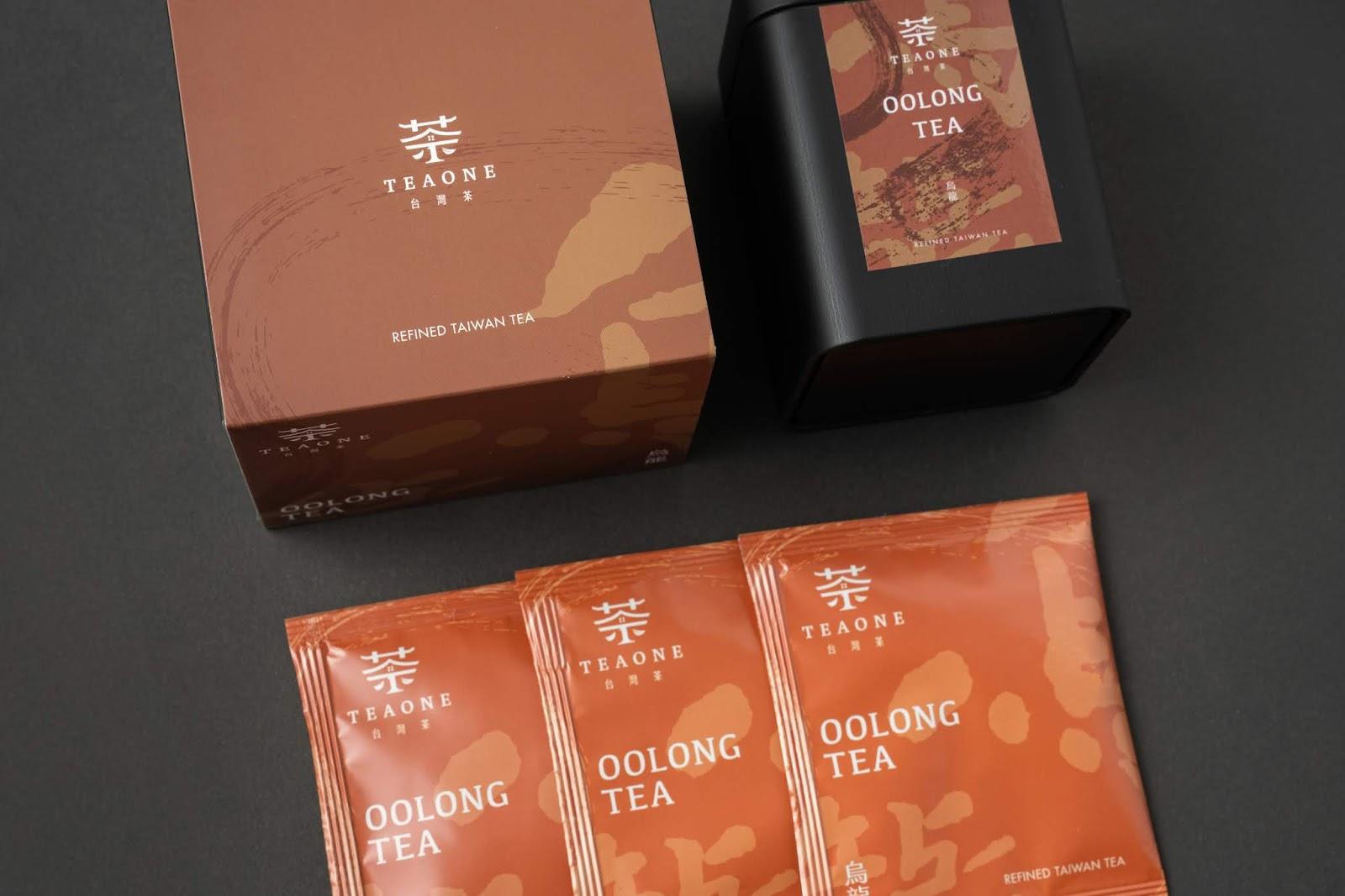 TEAONE 茶袋1