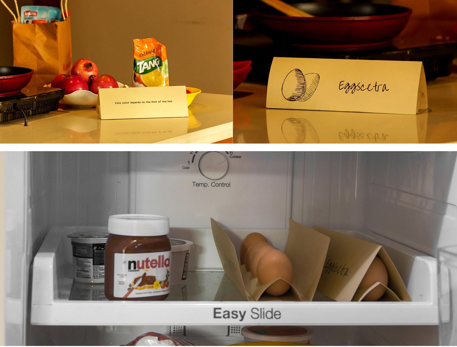 Eggscetra 蛋品创意包装
