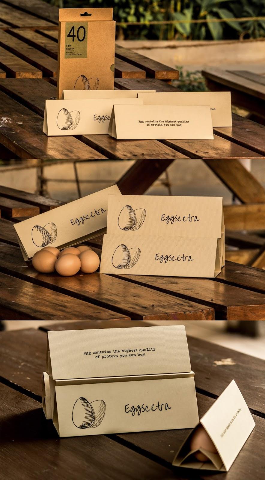 Eggscetra 蛋品创意包装2