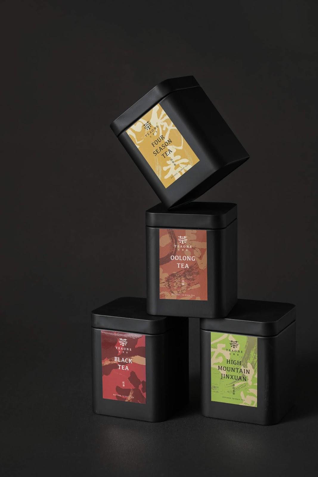 TEAONE 茶包礼盒3